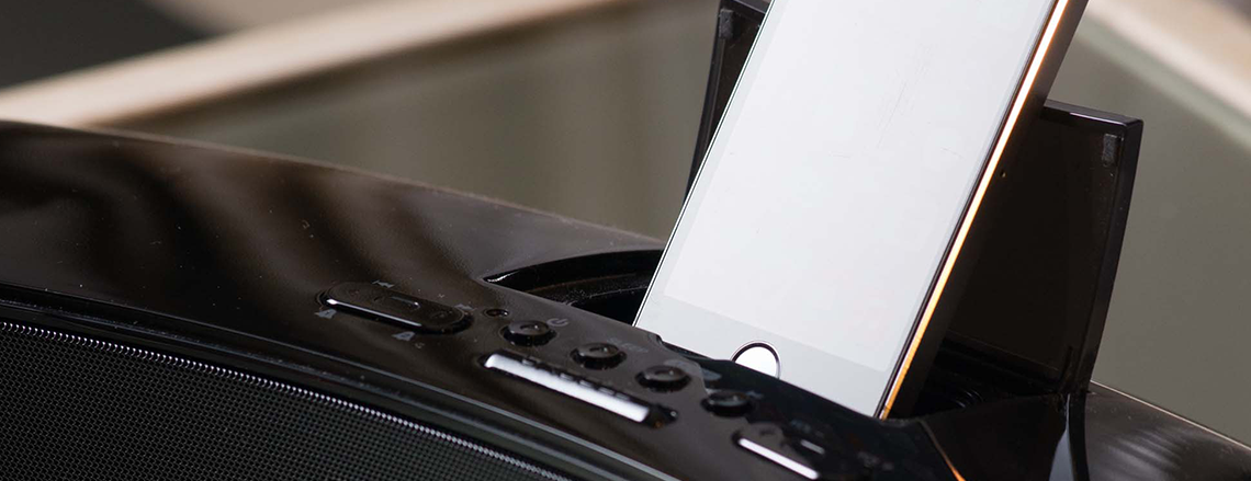 iPodBoxes (carregadores de iPod/iPhone)